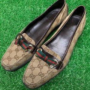 Gucci Loafers Women's size 10